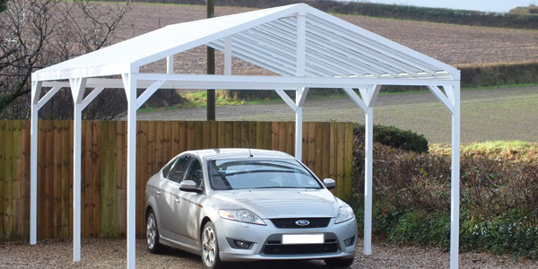 Canopy Carport Kits : Aluminium canopy kit diy carport kits